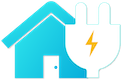 Home Charging Icon