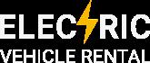 Electric Vehicle Rental Logo