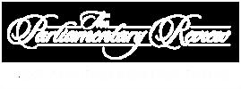 Parliamentary Review Logo